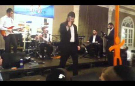 Benny Friedman: Upbeat Shalom Aleichem