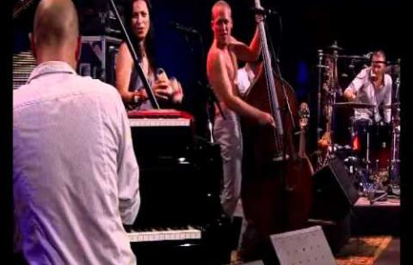 Avishai Cohen: Mediterranean and Latin Influenced Shalom Aleichem