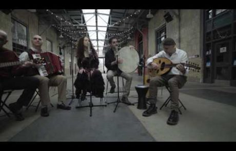 Maayan Band: Soulful Shalom Aleichem