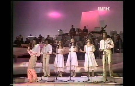 Izhar Cohen & Alphabeta: A-Ba-Ni-Bi – Israel's 1st Eurovision Victory (Paris, 1978)
