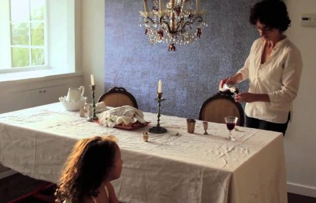 "Lighting Candles as a Way to ""Unplug"" from Distraction and ""Plug in"" to Shabbat"