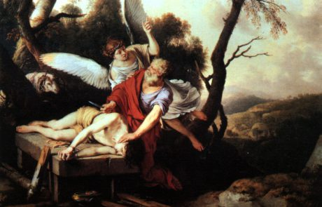 Genesis 22:1-18 – The Binding of Isaac