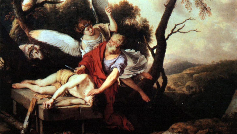 Genesis 22:1-18 – The Binding of Isaac