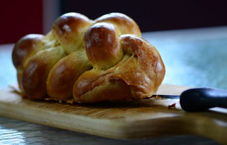 Why We 'Scratch' the Challah before Bircat HaMotzi
