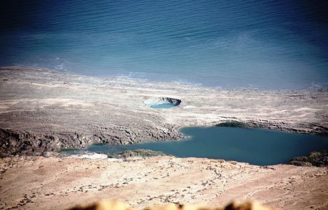 The Demise of the Dead Sea and its Effects on the Surrounding Residents