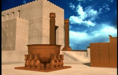 The Construction, Spiritual Significance & A 3D Virtual Tour of Solomon's Temple