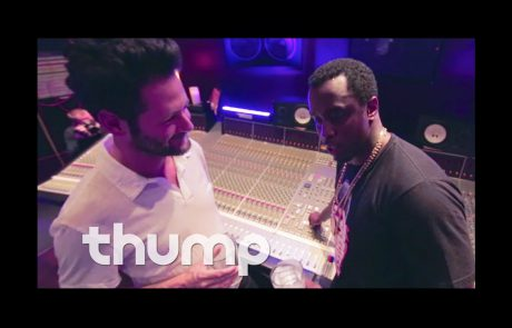 Guy Gerber and Sean Combs Present '11 11'