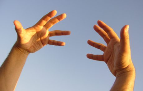 Waving the Hands Before Candle Lighting: A Kabbalistic Understanding