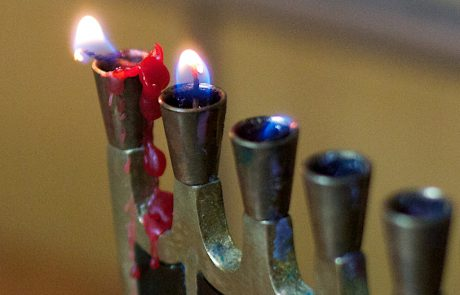 How to Light the Hannukah Candles (Conservative Tradition): Blessings & Songs