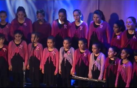 The Young Efroni Choir: An Original Shalom Aleichem Performed by Young Girls