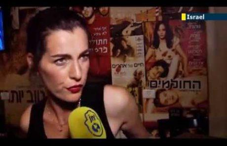 Israeli Premiere of 'Hostages'
