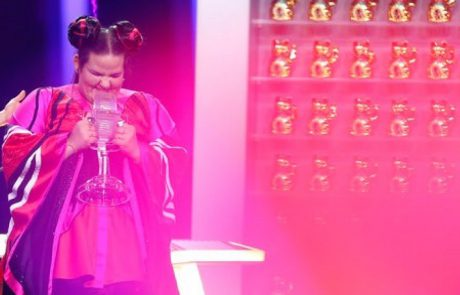 Israel Reacts to Netta's Eurovision Victory