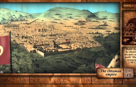 An Animated History of Jerusalem: 4000 Years in 5 Minutes