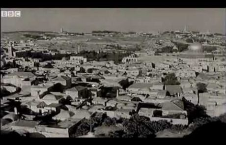 BBC Archives: Tensions in Jerusalem Following the Six Day War