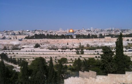 Jerusalem: Three Religions, One City