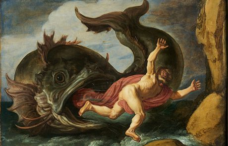 A Book of Jonah Play for Yom Kippur Afternoon