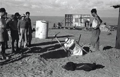 KKL-JNF's Acquisition of Land in the Negev Desert (1941-1950)