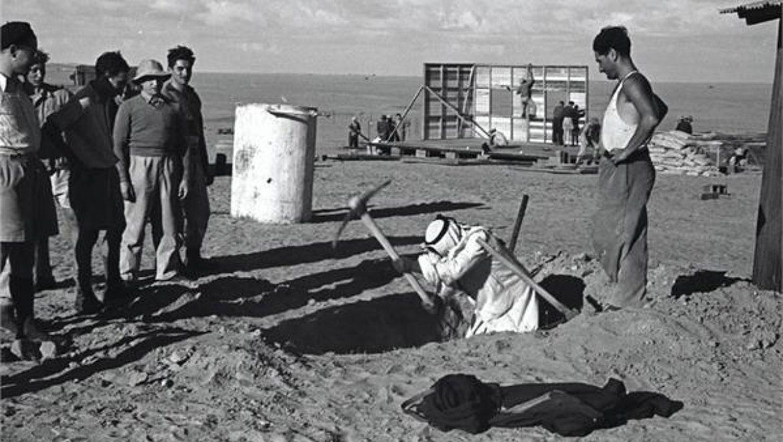 KKL-JNF's Acquisition of Land in the Negev Desert (1941-1950)