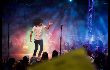 "Koolulam: 1000 People Sing Bob Marley's ""One Love"" in Jerusalem"