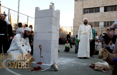 Passover Sacrifice in Modern Jerusalem