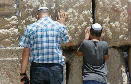 5 Psalms to Recite at the Western Wall
