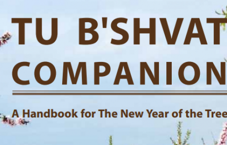 Tu B'Shvat Companion: A Handbook for the New Year of the Tree