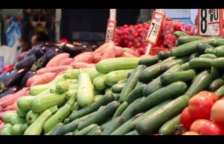 The Flavors of Mahane Yehuda Market