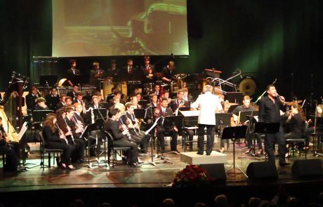 Sir Moshe Montefiore: A Wind Band's Rendition of the Famous Hebrew Song