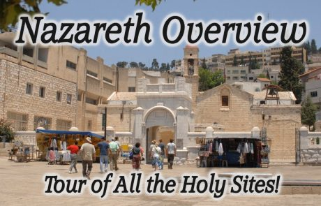 The Christian History of Nazareth