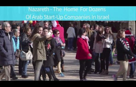 Nazareth: A Hub of Tech & Coexistence