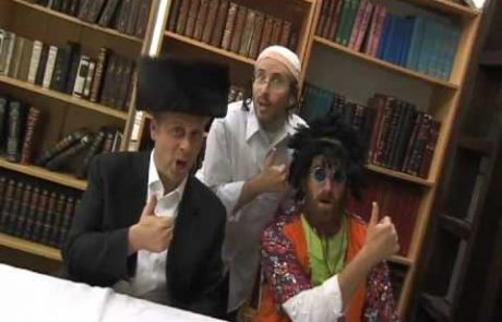 Stay Up All Night: A Shavuot Parody