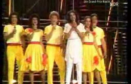 Ofra Haza: Chai – 2nd Place in Eurovision (Munich, 1983)