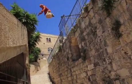 Assassin's Creed Meets Parkour in the Old City