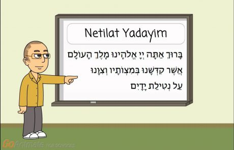 Let's Learn T'fillah: Netilat Yadayim