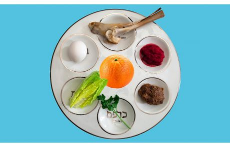 Does an Orange Belong on a Seder Plate?