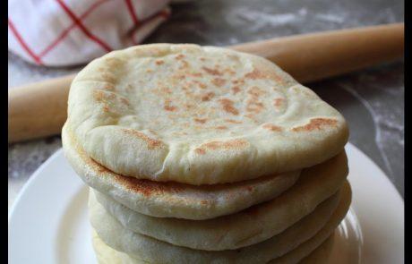 A simple recipe for Homemade Pita