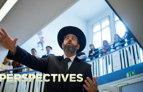 Chief Rabbi David Lau on Modern Issues in the Rabbinate