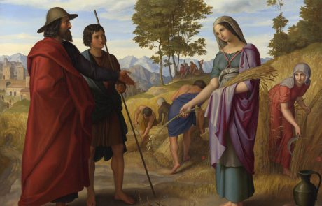 The Book of Ruth (Text & Audio)