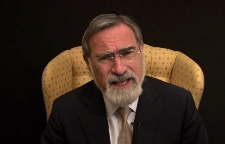 Rabbi Jonathan Sacks: 8 Thoughts for 8 Nights