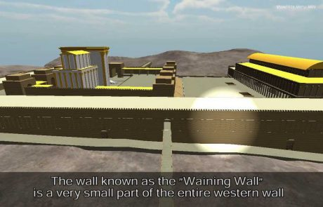 Virtual Tour of the Second Temple
