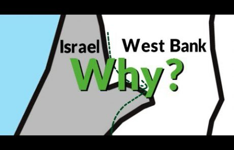 Why Did Israel Build a Security Barrier?