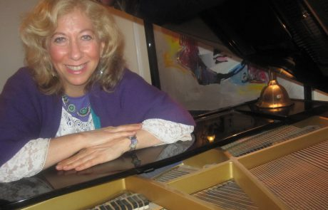 Spiritual Sustenance: Shoshannah's Rendition of Popular Grace After Meals on Piano