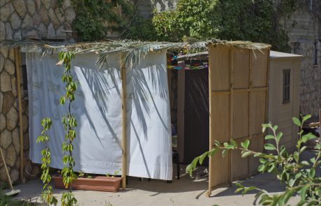 Traditional Sukkot Blessings