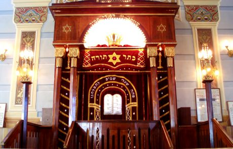How Kiddush Became Part of the Synagogue Service