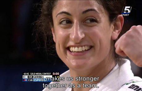 Yarden Gerbi: Israeli World Champion in Women's Judo