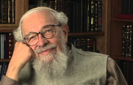 Reb Zalman Schachter-Shalomi's Creative Interpretation of the Grace After Meals